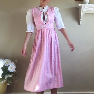 Traditional German Maiden Dress